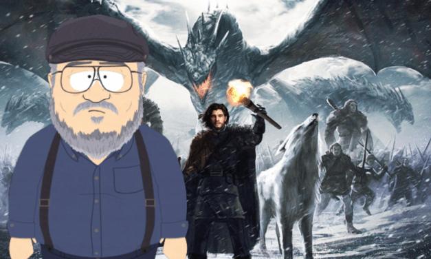 """Bác Tin """"đổ thừa"""" seri Game of Thrones là nguyên nhân khiến bác viết sách chậm như thế"""