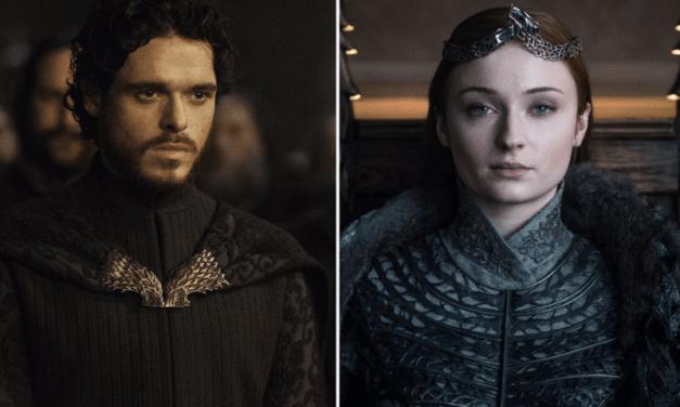 Xúc động khi nhận thấy vương miện của Sansa Stark chính là hình ảnh cuối cùng của anh trai cô – Robb Stark