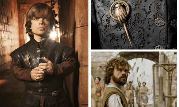 Chia sẻ thú vị về phục trang của Tyrion Lannister trong Game of Thrones
