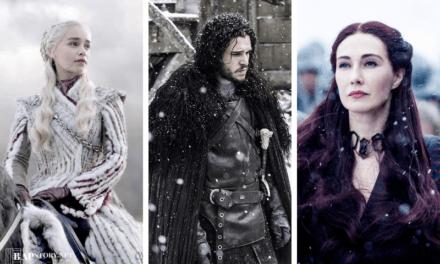 Top 5 'bộ cánh' đẹp nhất trong 8 mùa phim Game of Thrones