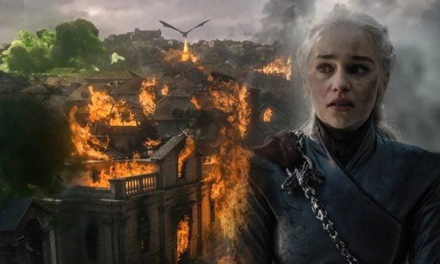 Những cảnh bị xoá trong Game of Thrones củng cố chắc chắn giả thuyết Mad Queen của Daenerys