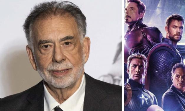 """Đạo diễn lừng danh của bộ phim Bố già gọi các bộ phim của Marvel là """"đáng khinh"""""""