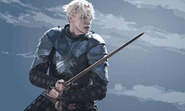 Gwendoline Christie kể về trải nghiệm cảnh nóng đầu đời của Brienne, đề cử Emmy và những thứ khác
