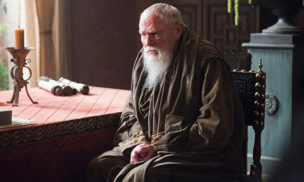 Julian Glover thừa nhận 'quá chán nản' với nhân vật của mình trong 'Game of Thrones'