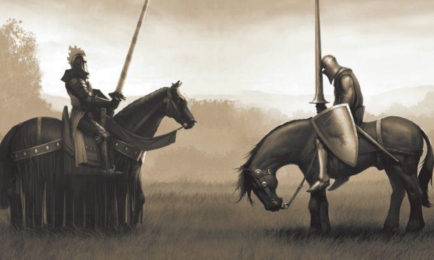 Truyện tranh Hiệp sĩ hàng rào – Tiền truyện Game of Thrones