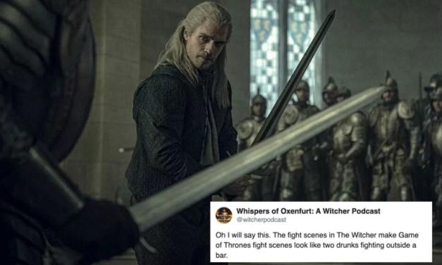 Review sớm 'The Witcher': Cảnh đấu kiếm trong phim khiến 'Game of Thrones' trông thật 'thảm hại'