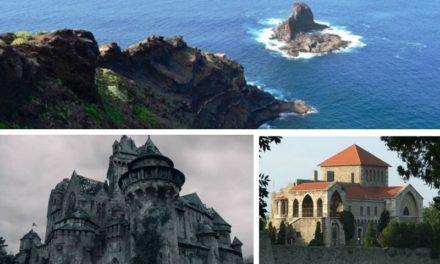 Điểm qua những kiến trúc trong thế giới thực được sử dụng trong các cảnh quay của The Witcher