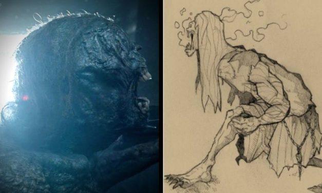 Quái vật trong The Witcher nên thực sự trông thế nào (Phần 1)