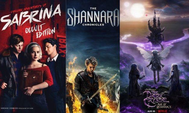 'Có điên mới không xem' những bộ phim fantasy này trên Netflix