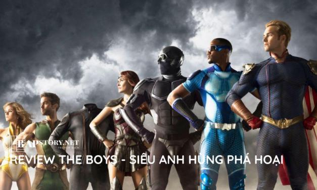 Review The Boys: Lựa chọn của bạn làm nên con người bạn