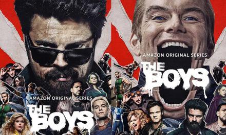 Review The Boys 2: Xuất hiện điên nữ, máu me nhiều hơn và chửi thề phong phú hơn