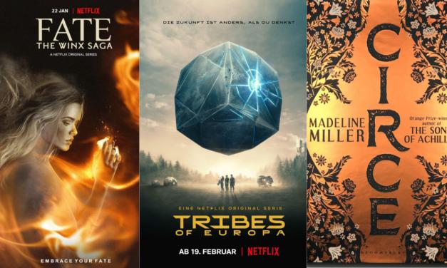Những TV series thể loại Sci-Fi và Fantasy không thể bỏ lỡ trong năm 2021