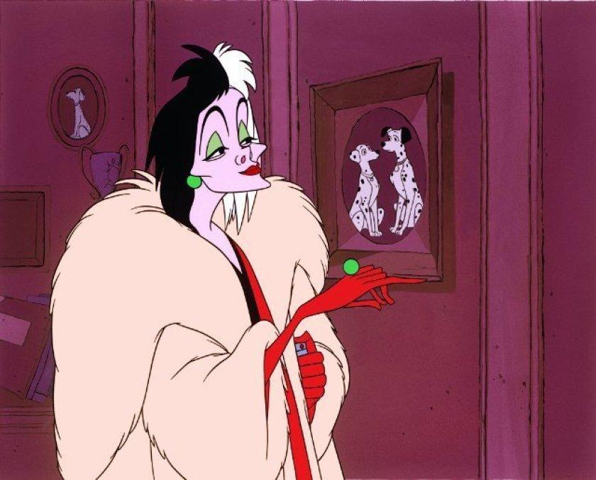 emma stone nhân vật Cruella
